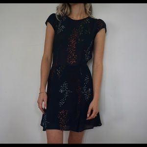 Reformation Floral Dress Size S/2